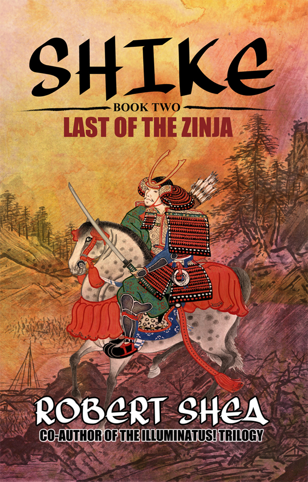 SHIKE - BOOK TWO (LAST OF THE ZINJA) [COVER]